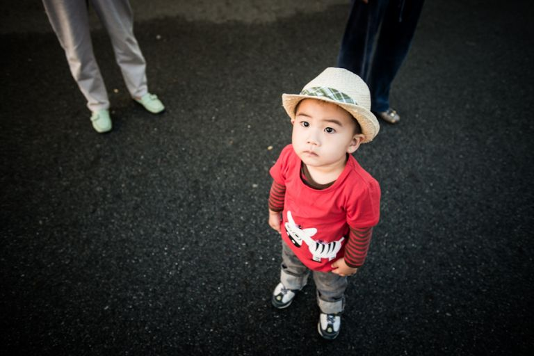 Lil Monster visits the Carnival, captured by Ben Lau Photography.