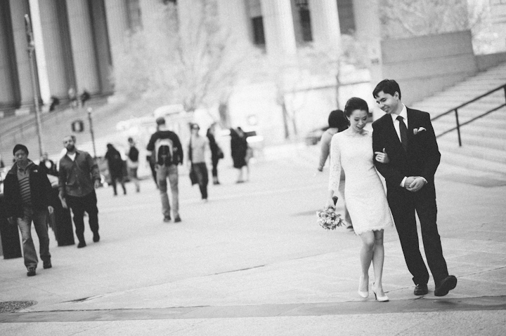New york city wedding not