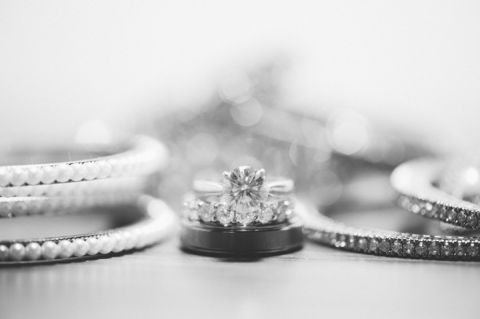 Ring shots at the Phoenixville Foundry in Phoenixville, Pa. Captured by Northern NY wedding photographer Ben Lau.