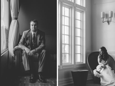 Bride and groom wedding portraits at the Westmount Country Club. Captured by awesome NJ wedding photographer Ben Lau.