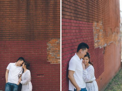 Engagement session at the NJ Botanical Gardens in Ringwood, NJ. Captured by NJ Wedding Photographer Ben Lau.
