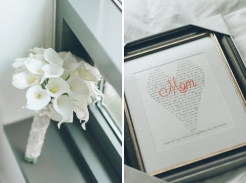 Bridal details at the Conrad hotel in NYC. Captured by NYC wedding photographer Ben Lau.