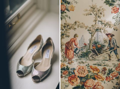Wedding details for a Lotos Club wedding in NYC. Captured by NYC wedding photographer Ben Lau Photography.