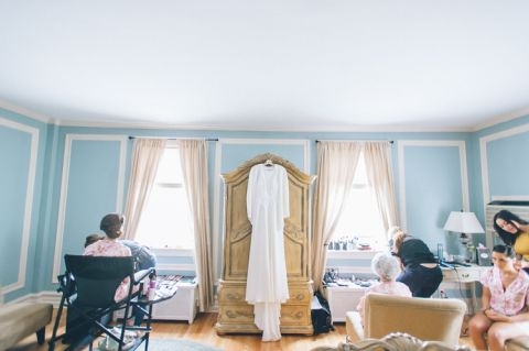 Crabtree's Kittle House Wedding in Chappaqua, NY, captured by NYC wedding photographer Ben Lau.