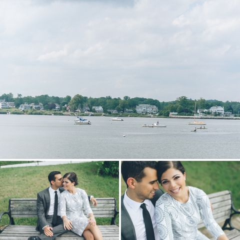 Red Bank engagement session, captured by Central NJ wedding photographer Ben Lau.