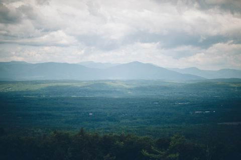 Mohonk Mountain House wedding captured by NY wedding photographer Ben Lau.