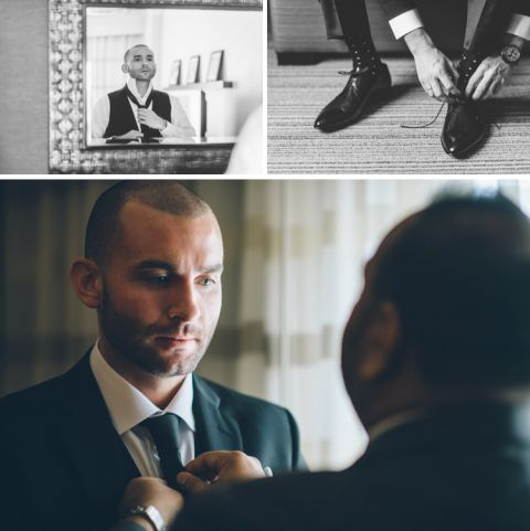 Liberty House wedding in Jersey City, NJ, captured by North Jersey wedding photographer Ben Lau.