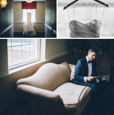 Rockleigh Country Club wedding in Northern NJ, captured by NJ wedding photographer Ben Lau.