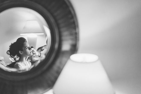 The Stone House at Stirling Ridge wedding in Northern NJ, captured by North Jersey wedding photographer Ben Lau.