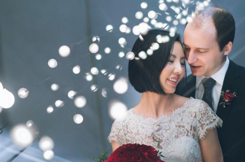Wedding photos in Chelsea, Meatpacking and the Whitney Museum after a NYC City Hall wedding, captured by NYC City Hall wedding photographer Ben Lau.