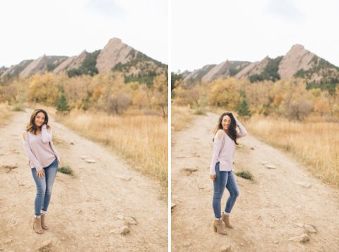 Colorado engagement session in Boulder, captured by Ben Lau Photography