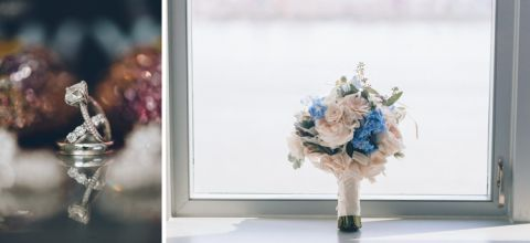 Maritime Parc wedding in Jersey City, NJ, captured by Jersey City wedding photographer Ben Lau.