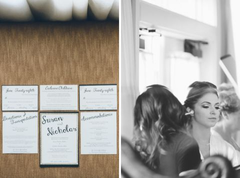 West Hills Country Club wedding in Middletown, NY - captured by North Jersey wedding photographer Ben Lau.