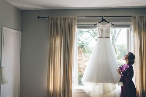 Crabtree's Kittle House wedding in Chappaqua, NY - captured by Westchester NY wedding photographer Ben Lau.