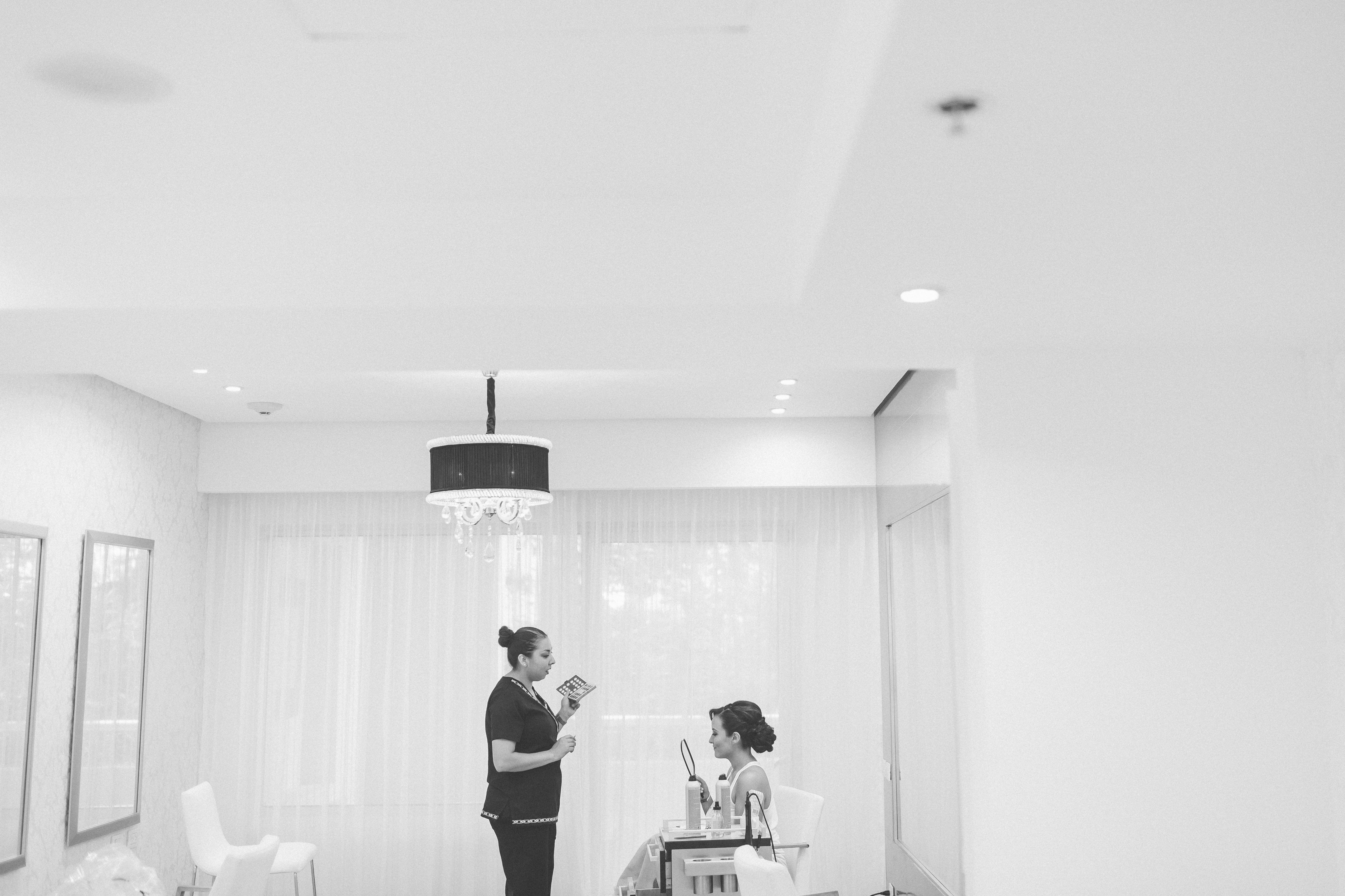 Paradisus Playa Del Carmen La Esmerelda Wedding in Mexico by photo-documentary destination wedding photographer Ben Lau.