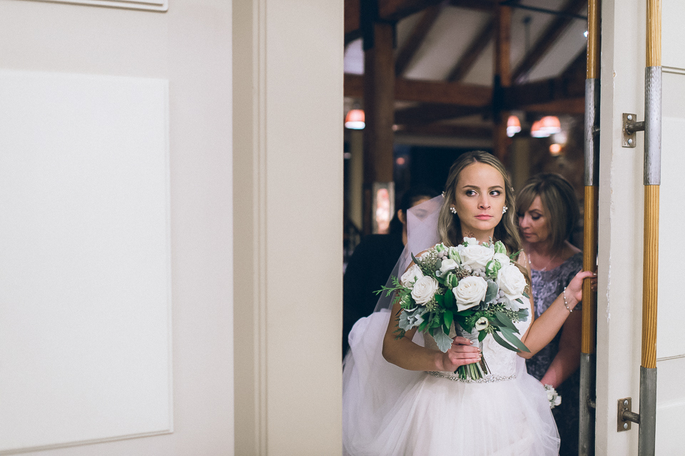 Stone House at Stirling Ridge wedding in North Jersey, captured by North Jersey wedding photographer Ben Lau.